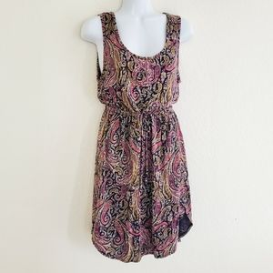 Lucky Brand womens multicolored dress small